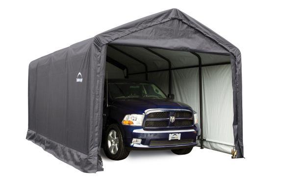 Shelter TUBE Storage Shelter, Green Product image