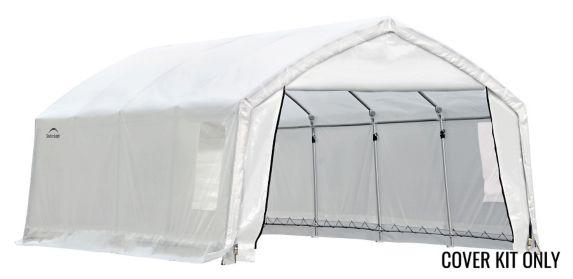 ShelterLogic Accelaframe Cover Kit, 12-ft x 20-ft x 9-ft Product image