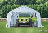 ShelterLogic Accelaframe Cover Kit, 12-ft x 20-ft x 9-ft | Shelter Logicnull