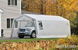 Toile de rechange pour abri à toit pointu Shelter Logic, 11 x 16 x 8 pi, transparent   Shelter Logicnull