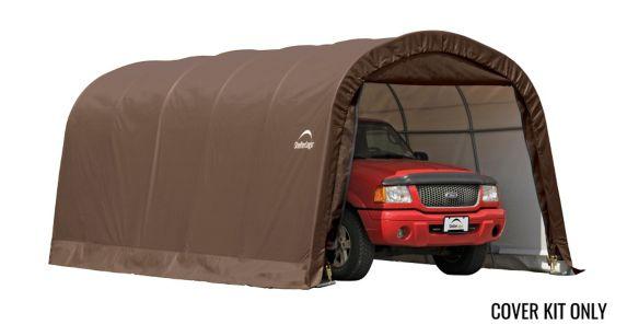 Toile de rechange ShelterLogic pour abri à toit rond, brun Image de l'article