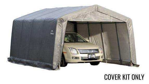 ShelterLogic Peak Replacement Cover Kit, Grey Product image