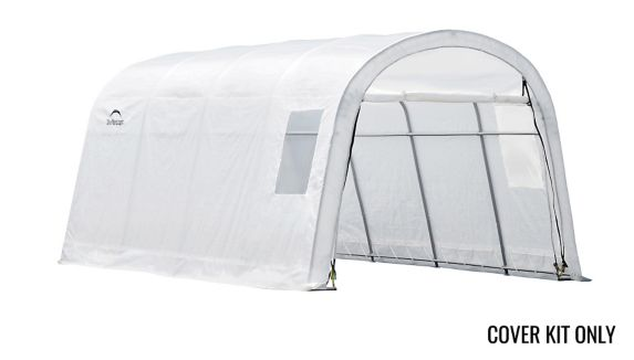 ShelterLogic Round Replacement Cover Kit, Clearview Product image