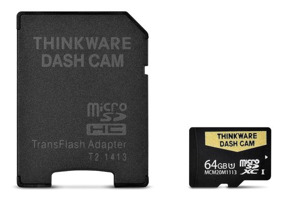 Carte microSD UHS-I Thinkware, 64 Go Image de l'article