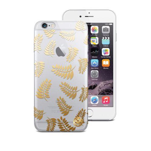Étui Macbeth en TPUR pour iPhone 6, Gold Fern Image de l'article
