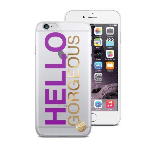 Étui Macbeth pour iPhone 6/6s, Hello Gorgeous Image de l'article