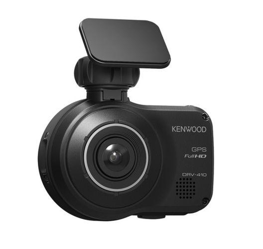 Caméra de tableau de bord et enregistreuse HD Kenwood DRV-410 Image de l'article