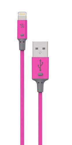 Câble de charge et synchronisation micro USB Scosche Lightning, 3 pi Image de l'article