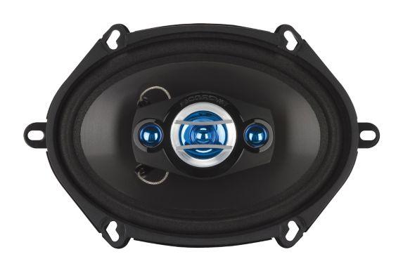 Scosche HD 4-Way Speaker, 5 x 7-in / 6 x 8-in Product image