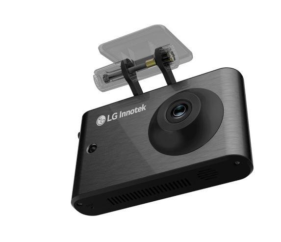 Système à 2 caméras de rétroviseur de 720p LG Innotek Image de l'article
