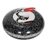 Mini Granite Curling Rock | Goldlinenull