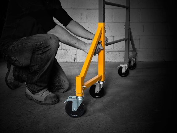 MetalTech Outriggers with Castors, 14-in Product image