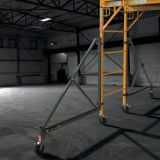 Balanciers MetalTech avec roulettes, 46 po | Metaltechnull