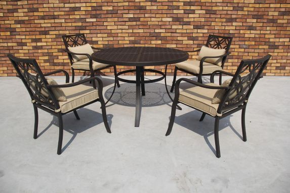 CANVAS Marion Patio Dining Set, 5-pc Product image