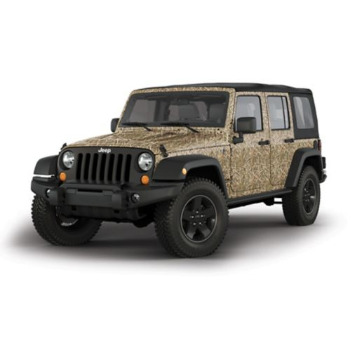 Shadow Grass Blades® Full Vehicle Kit, Jeep Product image