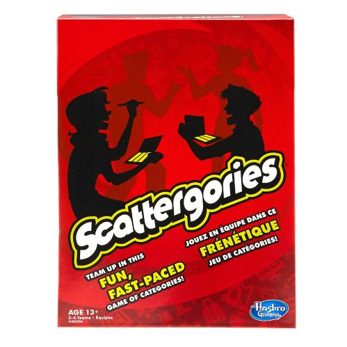 Scattergories Game Product image