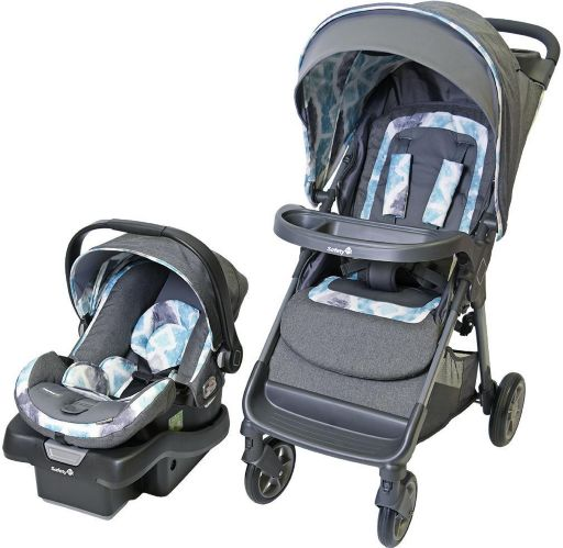 Safety 1st Smooth Ride LX Travel System, Reverie Product image