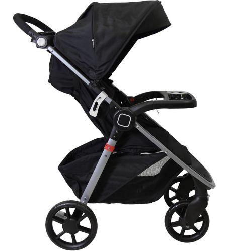 Safety 1st Stryde Travel System, Carbon Black Product image