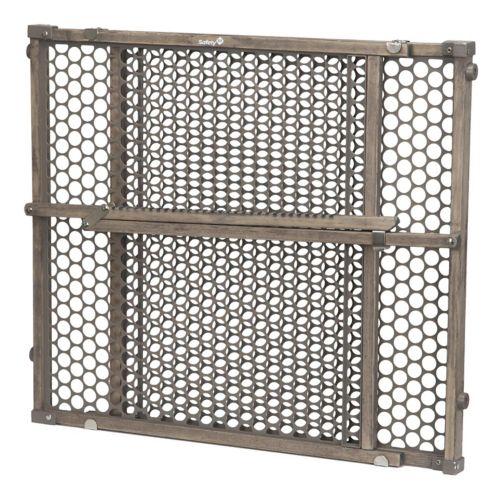 Barrière de sécurité pour bébé Safety 1st, bois, gris Image de l'article