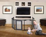 Dreambaby Brooklyn Converta® Play-Pen Gate with Mesh Sides | Dreambabynull
