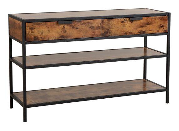 Table de console Homestar à matériaux mixtes Image de l'article