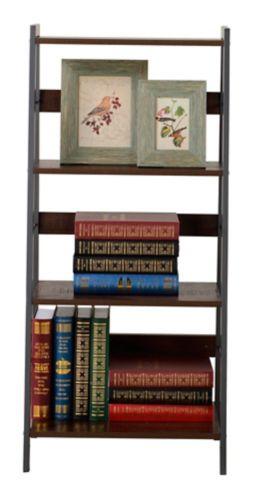 Homestar Gemelli Writing Desk & 4-Shelf Bookcase Duo Product image
