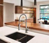 Danze Selwyn 1-Handle Pull Down Commercial Kitchen Faucet, Chrome | Danzenull
