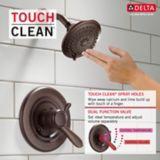 Delta Lahara® Tub & Shower Trim, Venetian Bronze | Deltanull