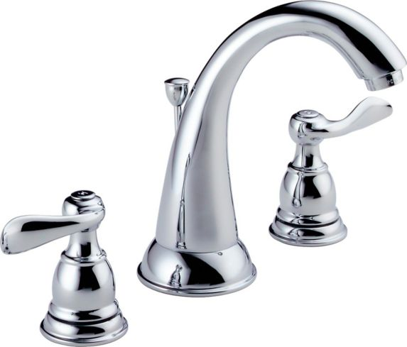 Peerless 2-Handle Widespread Lavatory Faucet, Chrome Product image