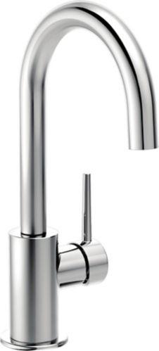 Delta Trinsic 1-Handle Bar/Prep Faucet, Chrome Product image