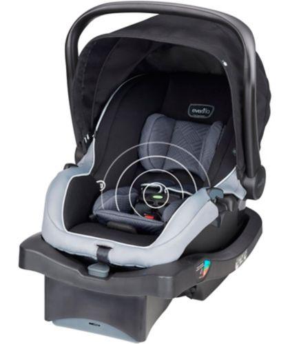 Siège d'auto pour enfant Evenflo LiteMax avec technologie SensorSafe, Concord Image de l'article