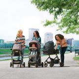 Siège d'auto pour bébé SafeMax, grès | Evenflonull