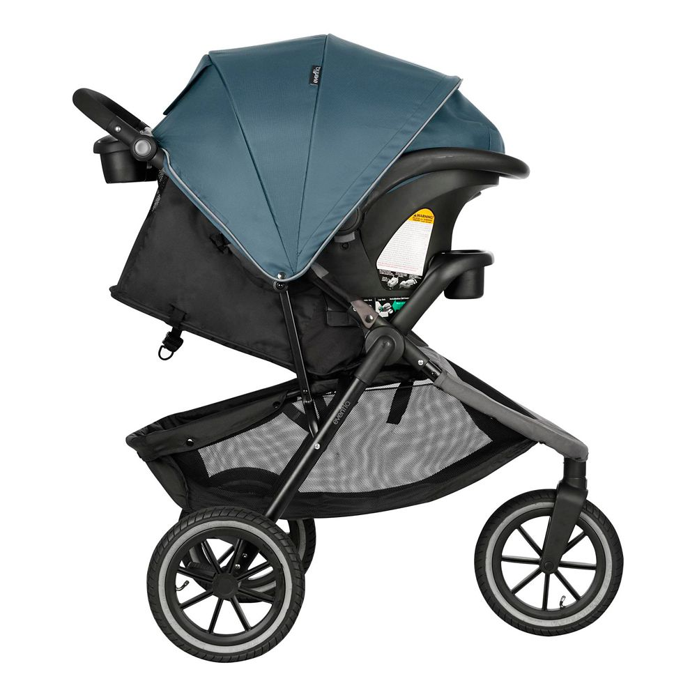 Evenflo Folio3 Stroller & Jogger Travel System