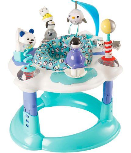 Evenflo Exersuacer Polar Playground Bouncing Activity Center Product image