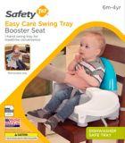 Siège d'appoint à plateau amovible Easy Care de Safety 1st | Safety 1stnull