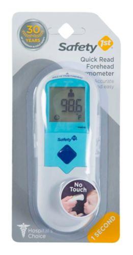 Thermomètre frontal à lecture rapide de Safety 1st Image de l'article