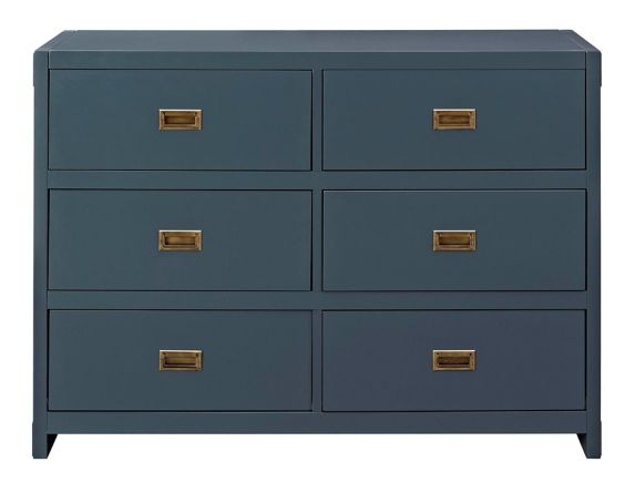Baby Relax Miles 6-Drawer Dresser Product image