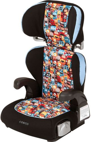 Cosco Pronto Booster Seat, Assorted Colours Product image