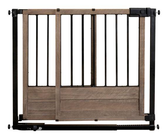 Barrière de sécurité rustique Summer Infant porte de grange Image de l'article