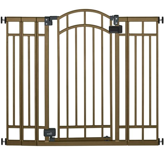 Summer Infant Deco Walk Thru Baby Gate, Extra Tall Product image