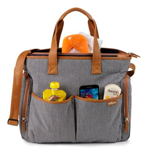 Baby Boom Fashion Tote Diaper Bag Product image