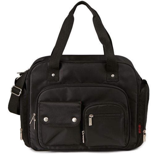 Baby Boom Deluxe Cross Hatch Backpack Product image