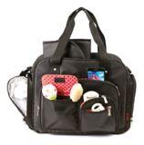 Baby Boom Deluxe Cross Hatch Backpack | Baby Boomnull