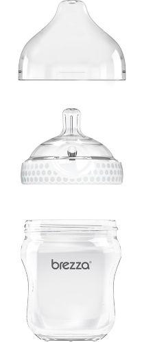 Baby Brezza Polypropylene Baby Bottle, 5-oz, 3-pk Product image