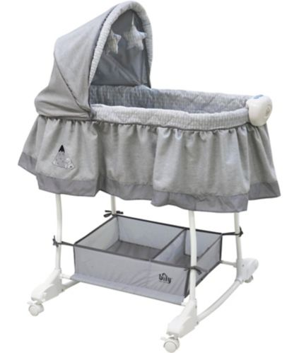 Bily Baby I Love You Rocking Bassinet Product image