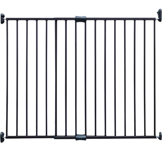 Baby I Love You Expandable Metal Gate, Bronze Product image