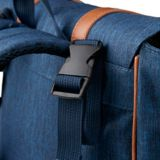 Carter's The Stride Backpack, Denim/Tan | Carter'snull
