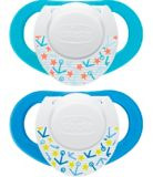 NaturalFit® Chicco Deco Shield Pacifier, Blue, 2-pk | Chicconull