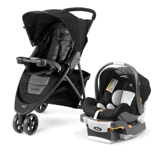 Chicco Viaro KeyFit 30 Travel System, Apex Product image