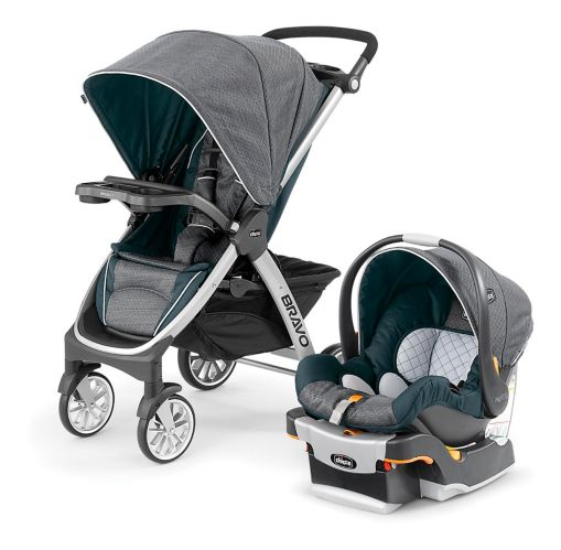 Chicco Bravo KeyFit 30 Travel System Product image